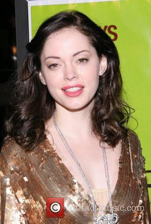 Rose McGowan, Bellagio Hotel, The Bank nightclub