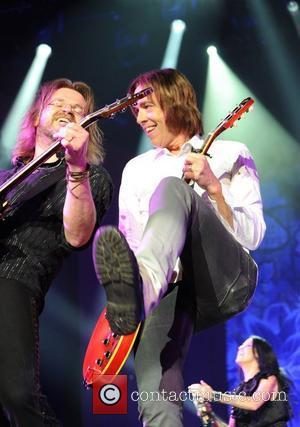 Per Gessle and Roxette