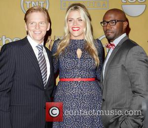 Ned Vaughn, Busy Philipps and Taye Diggs