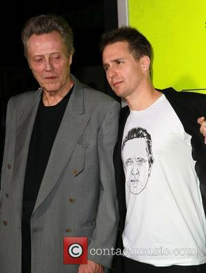Christopher Walken and Sam Rockwell