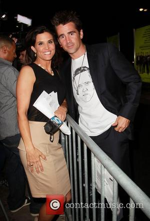 Lu Parker and Colin Farrell