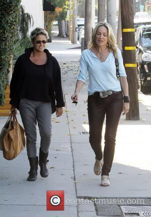 Sharon Stone Shakes Off Hospital Visit To Attend Milan Fashion Show