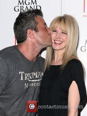 Johnny Messner, Kathryn Morris  She Wants Me Cast Celebrates DVD Release at TABU Nightclub at MGM Grand Resort and...