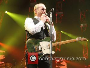 Francis Rossi Status Quo performing live at 'Quofestive' at the O2 Arena  Featuring: Francis Rossi Where: London, UK, United...