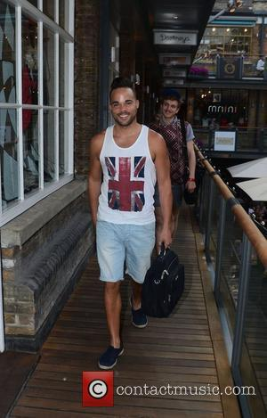 Nate James   Style Showroom at Kingly Court -arrivals  London, England - 24.05.12