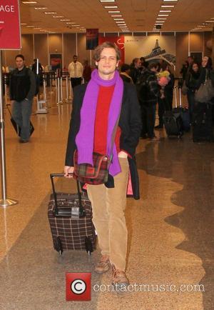 Matthew Grey Gubler  leaving Salt Lake City Airport after attending the Sundance Film Festival Salt Lake City, Utah -...