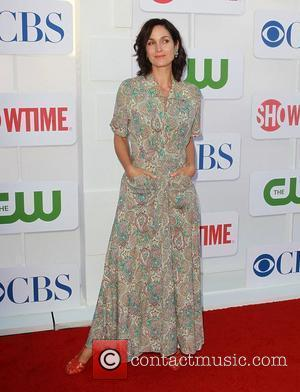 Carrie-Anne Moss 2012 TCA Summer Tour - CBS, Showtime And The CW Party held at 9900 Wilshire Blvd Beverly Hills,...