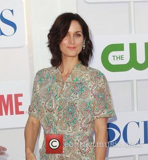 Carrie Anne-Moss' Emotional Pregnancy