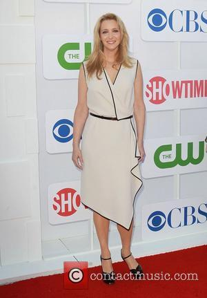 Lisa Kudrow CBS Showtime's CW Summer 2012 Press Tour at the Beverly Hilton Hotel - Arrivals Beverly Hills, California -...