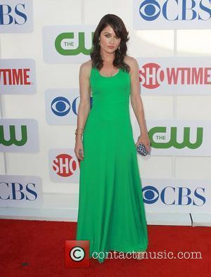 Robin Tunney CBS Showtime's CW Summer 2012 Press Tour at the Beverly Hilton Hotel - Arrivals Beverly Hills, California -...