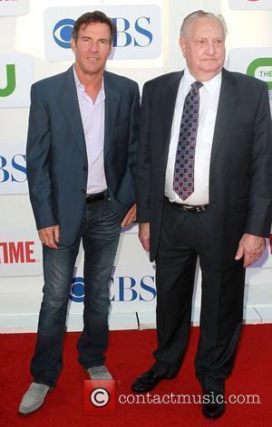 Dennis Quaid CBS Showtime's CW Summer 2012 Press Tour at the Beverly Hilton Hotel - Arrivals Los Angeles, California -...