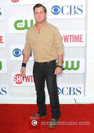George Eads and Beverly Hilton Hotel
