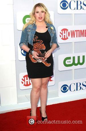 Kirsten Vangsness and Beverly Hilton Hotel