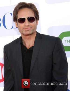 David Duchovny CBS Showtime's CW Summer 2012 Press Tour at the Beverly Hilton Hotel - Arrivals Los Angeles, California -...