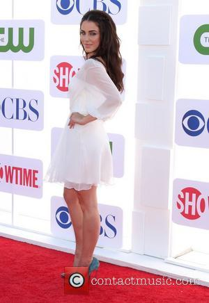 Jessica Lowndes CBS Showtime's CW Summer 2012 Press Tour at the Beverly Hilton Hotel - Arrivals Los Angeles, California -...