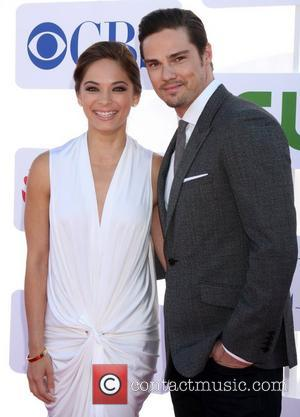 Kristin Kreuk and Jay Ryan CBS Showtime's CW Summer 2012 Press Tour at the Beverly Hilton Hotel - Arrivals Los...