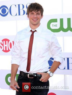 Matt Lanter CBS Showtime's CW Summer 2012 Press Tour at the Beverly Hilton Hotel - Arrivals Los Angeles, California -...