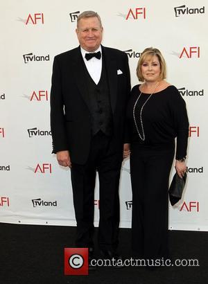 Ken Howard, Linda Fetters and Afi Life Achievement Award
