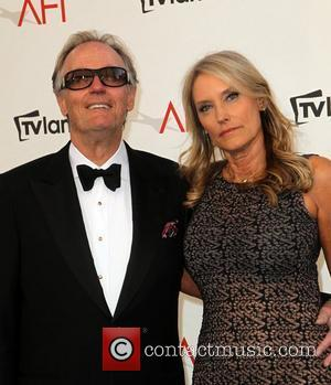 Peter Fonda, Parky Fonda TV Land Presents: AFI Life Achievement Award Honoring Shirley MacLaine Held at Sony Studios Los Angeles,...