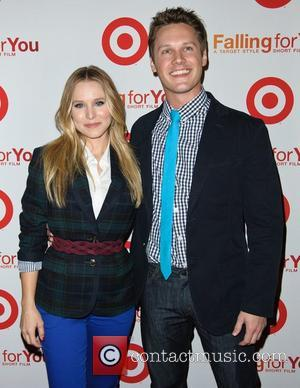 Kristen Bell and Zachary Abel