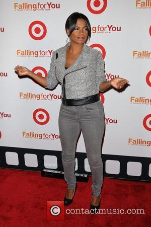 Nia Long  Target Celebrates 'Falling For You'  New York City, USA - 10.10.2012