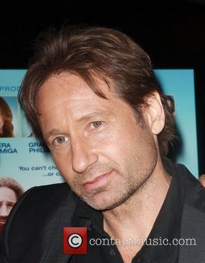 David Duchovny attends the premiere of Image Entertainment's 'Goats' at the Landmark Theater. Los Angeles, California - 08.08.12