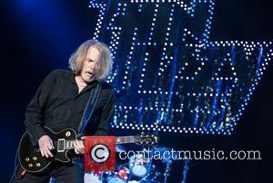 Thin Lizzy performing live in concert at the Capital FM Arena Nottingham, England - 19.05.12