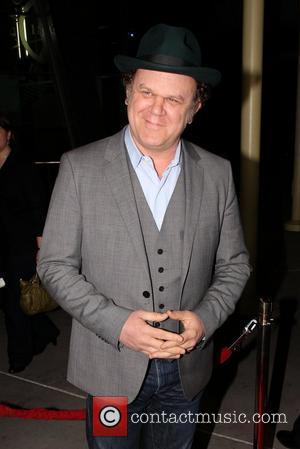 John C Reilly  Tim And Eric'$ Billion Dollar Movie Los Angeles Premiere - arrivals Hollywood, California - 01.03.12