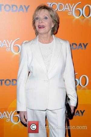 Florence Henderson  the 'TODAY' Show 60th anniversary celebration at The Edison Ballroom New York City, USA - 12.01.12