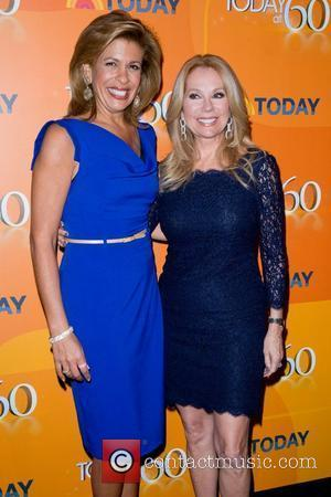 Hoda Kotb and Kathie Lee Gifford  the 'TODAY' Show 60th anniversary celebration at The Edison Ballroom New York City,...