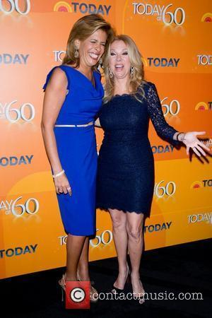 Hoda Kotb and Kathie Lee Gifford