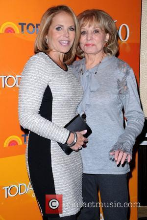 Katie Couric Returning To Morning Tv -- One Week Only