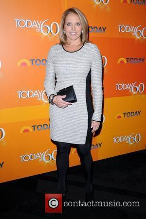 Katie Couric  the 'TODAY' Show 60th anniversary celebration at The Edison Ballroom New York City, USA - 12.01.12