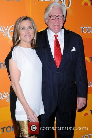 Meredith Vieira and Bob Dotson  the 'TODAY' Show 60th anniversary celebration at The Edison Ballroom New York City, USA...