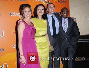 Natalie Morales, Al Roker, Ann Curry and Matt Lauer