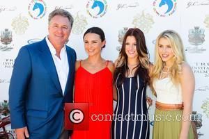 Mark Bellissimo; Georgina Bloomberg; Cassadee Pope; Paige Bellis Trump Invitational Grand Prix at Mar-a-Lago Club  Featuring: Mark Bellissimo, Georgina...