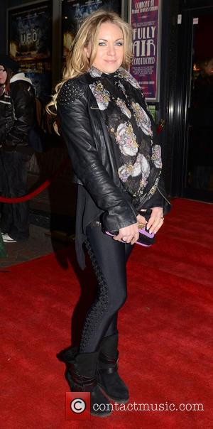 Rita Simons Celebrities attend the UK Premiere of 'UFO'  Featuring: Rita Simons