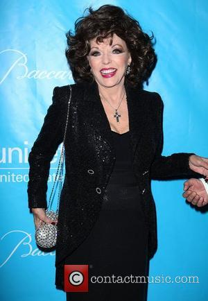 Joan Collins The 2011 Unicef Ball at the Beverly Wilshire Four Seasons Hotel Beverly Hills, California - 08.12.11