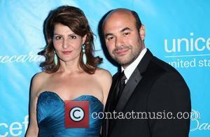 Nia Vardalos and Ian Gomez