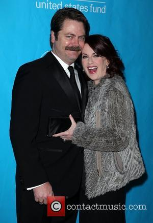 Nick Offerman and Megan Mullally The 2011 Unicef Ball at the Beverly Wilshire Four Seasons Hotel Beverly Hills, California -...
