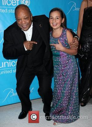 Quincy Jones and guest The 2011 Unicef Ball at the Beverly Wilshire Four Seasons Hotel Beverly Hills, California - 08.12.11