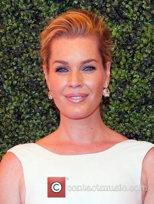 Rebecca Romijn  Third Annual Veuve Clicquot Polo Classic - arrivals at  Will Rogers State Historic Park Pacific Palisades,...