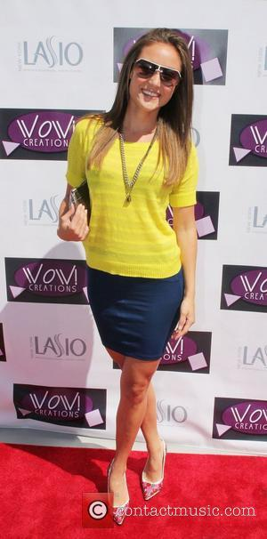 Lauren Mayhew  WOW Emmy Gifting Suite - arrivals  at the Luxe Hotel Beverly Hills, California - 19.09.12