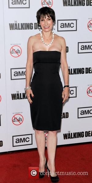 Gale Anne Hurd, Executive Producer and The Walking Dead