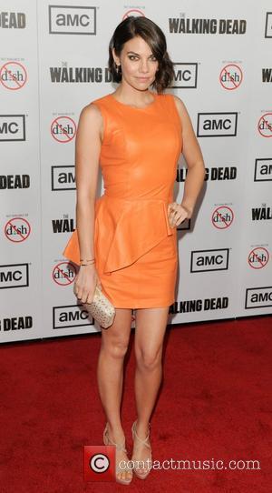 Lauren Cohan, Maggie and The Walking Dead