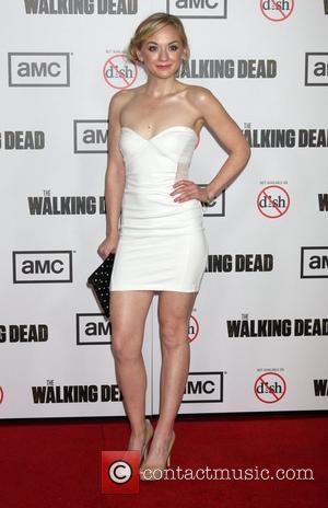 Emily Kinney Premiere Of AMC's