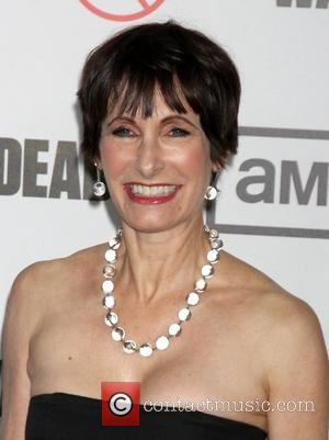 Gale Anne Hurd and The Walking Dead