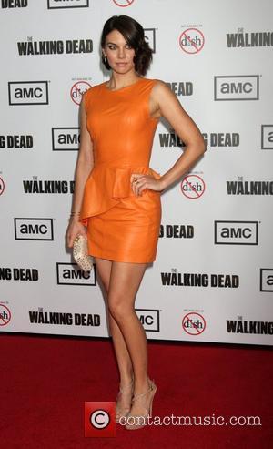 Lauren Cohen and The Walking Dead