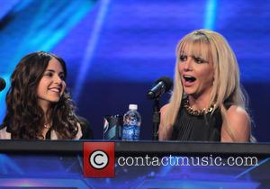 Carly Rose, Britney Spears and X Factor