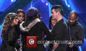 Simon Cowell, Fifth Harmony and X Factor